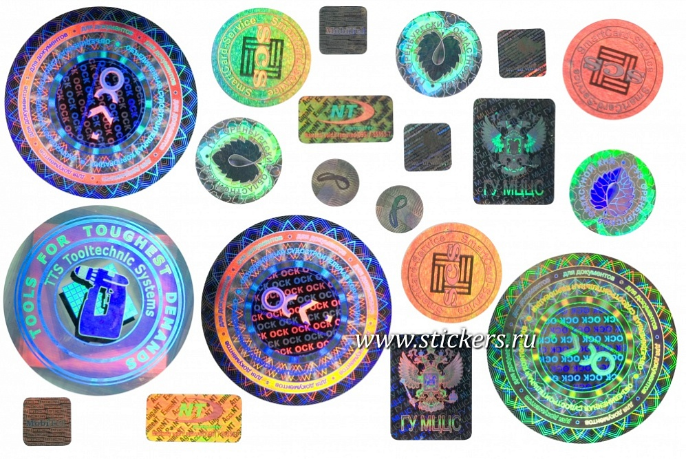 голографические наклейки для блесен купить в москве